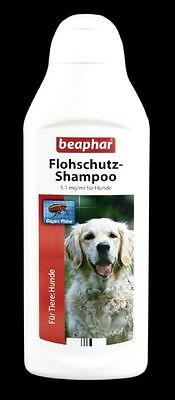 Beaphar Flohschutz-Shampoo 250 ml für Hunde Hundeschampoo Flöhe