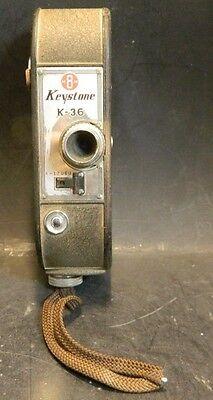 Видеокамеры Vintage Keystone K-36 8MM Movie