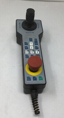 Brown And Sharpe 180-193-6-2 Cmm Handbox Jogbox Joystick Controller Metrology