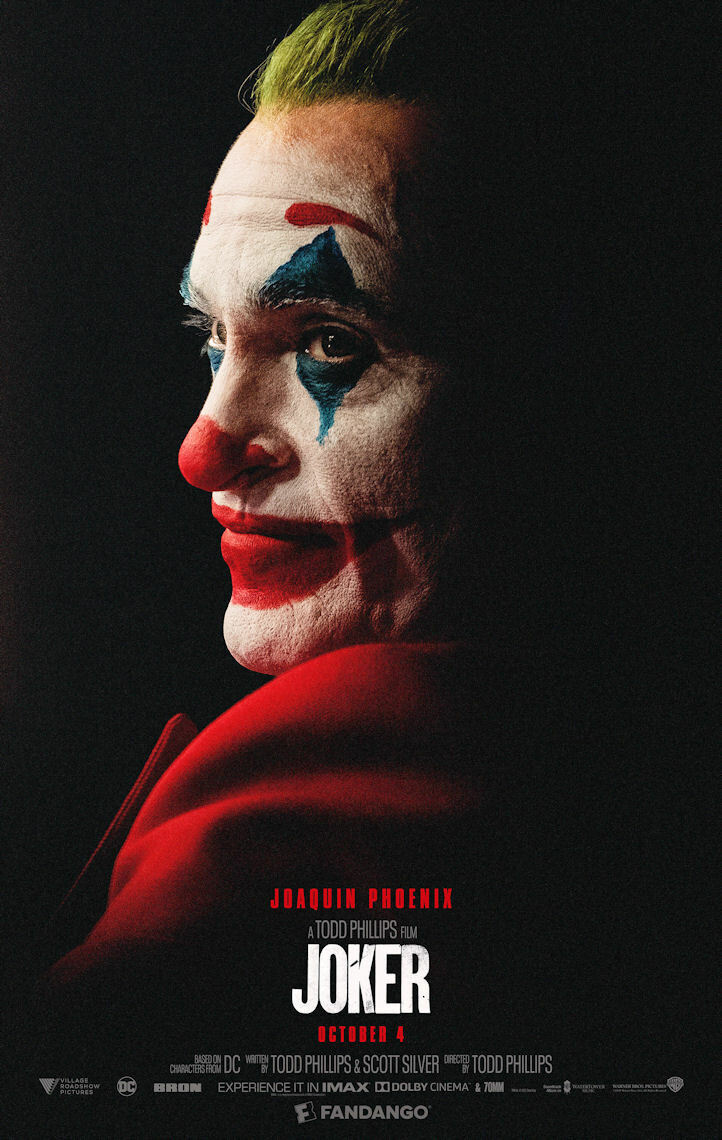 Joker   Movie Collector's Poster Print  B2G1F