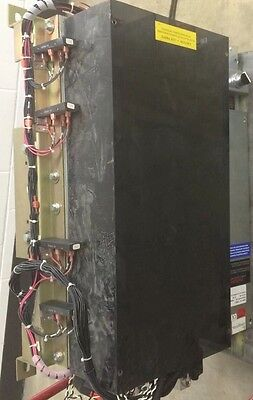 Ge Zenith Controls Automatic Transfer Switch - 400 Amp 3 Phase 480 Vac