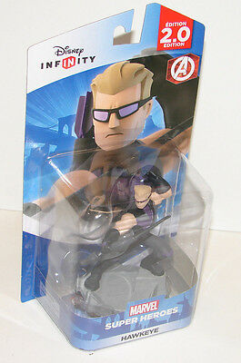 DISNEY INFINITY 2.0 EDITION FIGURE HAWKEYE   **NEW SEALED**   BEST (Disney Infinity 2.0 Best Price)