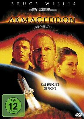 DVD ARMAGEDDON # Bruce Willis, Ben Affleck, Liv Tyler ++NEU