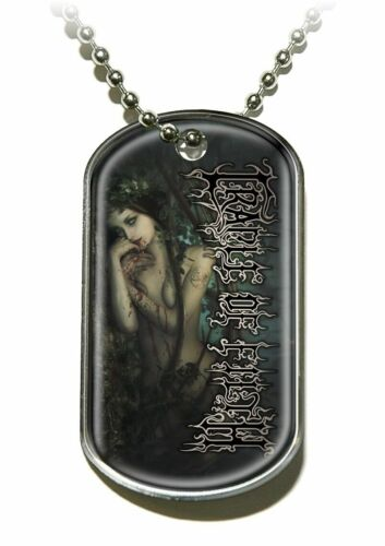 Dog Tag Cradle Of The Filth Official Pendant Necklace