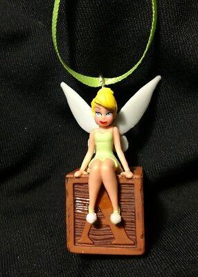 New Disney Peter Pan Tinkerbell Christmas Ornament Tink