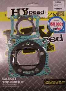 HYspeed Top End Head Gasket Kit Set Honda CR125R 1986