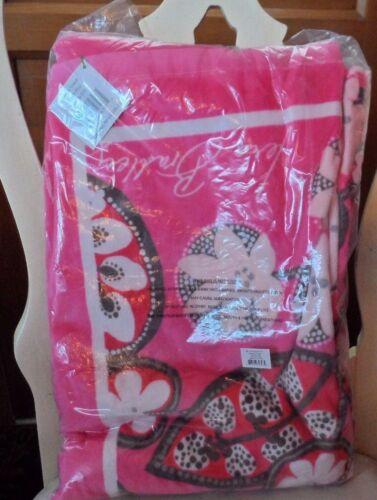 Vera Bradley  Blush Pink Beach Towel