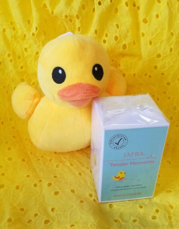 New and Fresh Jafra Tender Moments Fresh Baby Cologne 3.3 fl Oz  Made in Mexico