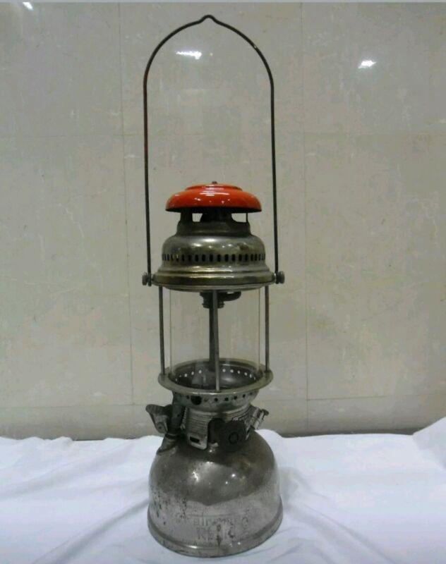 Vintage Rapid 350 CP petromax light kerosene brass light germany 826 lantern