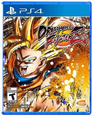 Dragon Ball Fighterz Day One Edition   Playstation 4
