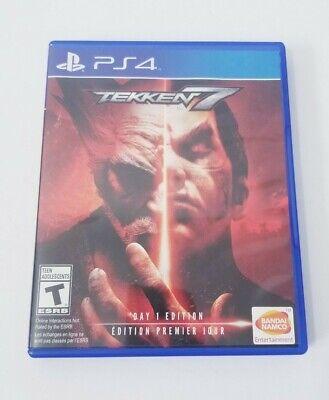 Tekken 7 - Sony Playstation 4 (PS4) - Complete Game