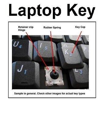 DELL Keyboard KEY - Latitude D500 D505 D600 D610 D800 D810 Precision M20 M60 M70