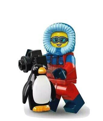 LEGO Collectible Minifigure Series 16 - Wildlife Photographer Penguin 71013