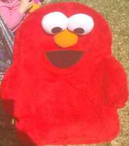 Sesame Street elmo red chair Chester Hill Bankstown Area Preview