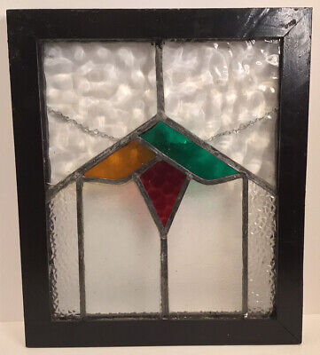 Green Frog Glass Suncatcher  Mobile featuring Stained Glass and Fused Glass approx 10.5 wide x 15.5 long