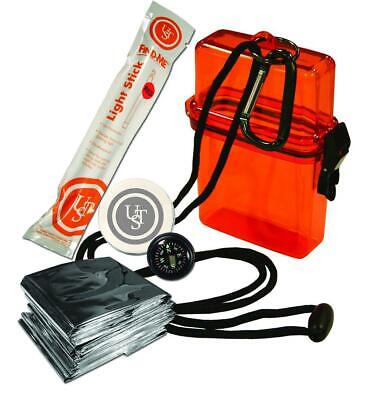 UST Watertight Survival Kit 1.0 with Durable, Lightweight Co