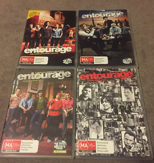 Entourage : Season 1 - 3 (DVD)