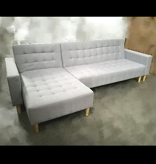 Brand new L-shape Sofabed