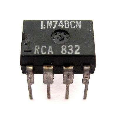 Lm748cn Operational Amplifier Hard To Find Device