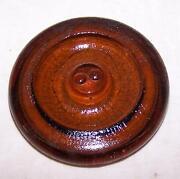 Amber Fruit Jar