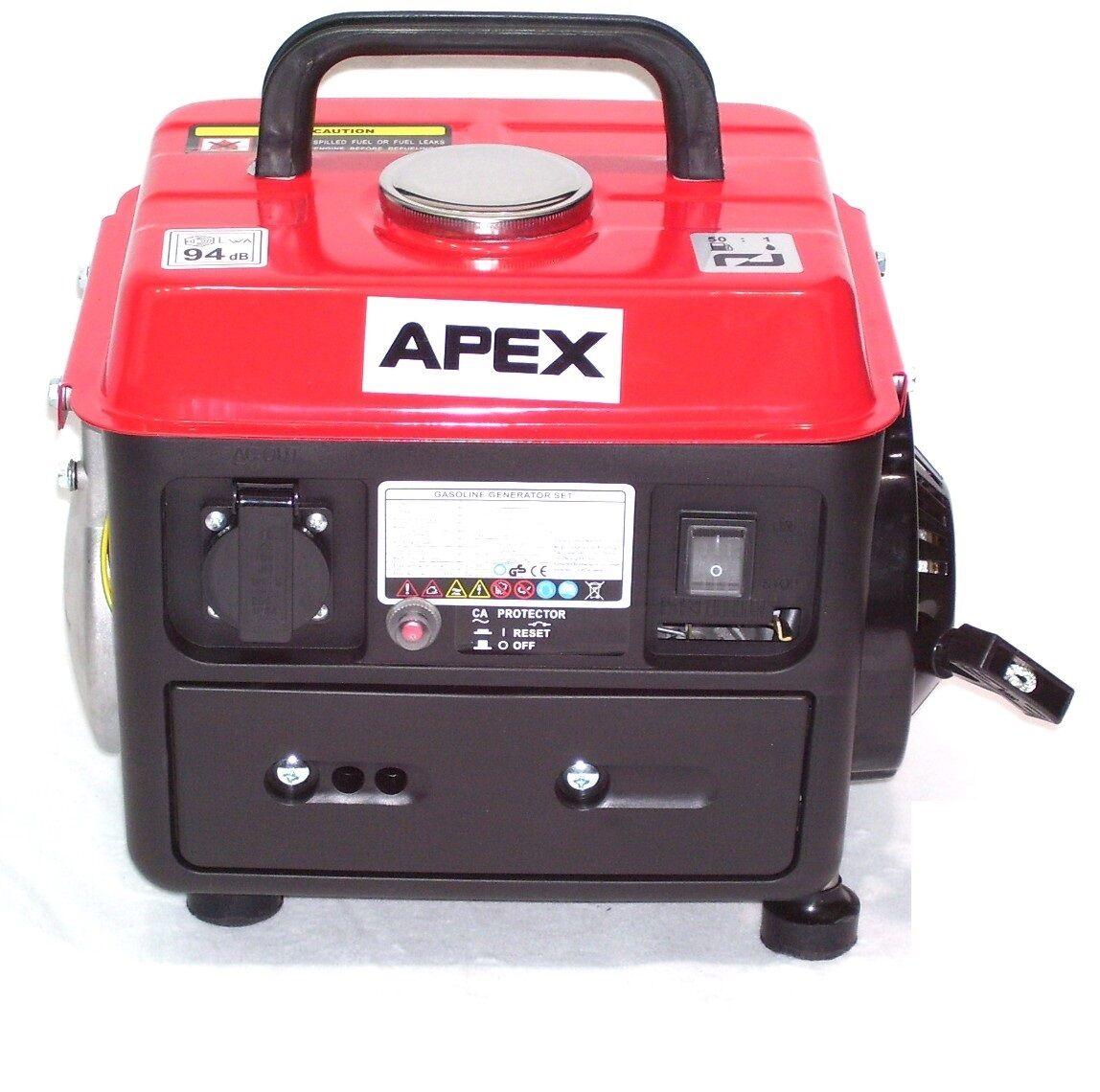06260 generatore di corrente 950 gruppo elettrogeno con for Generatore di corrente bricoman