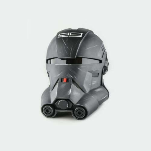 Echo Bad Batch Star Wars Helmet, Cosplay Squad 99 Wearable Helmet Star Wars Gift
