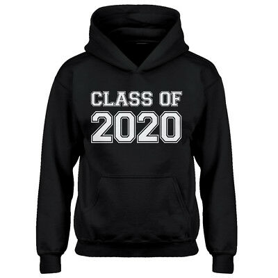 Youth Class of 2020 Kids Hoodie #3562 (Class Kids Hoodie)
