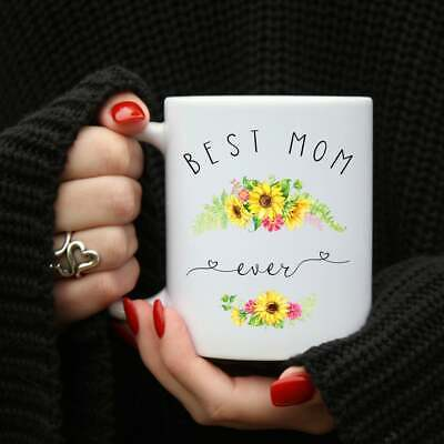 Mom Mug Best Mom Ever Gift For Mom Gift From Daughter Mother's Day Gift Mom