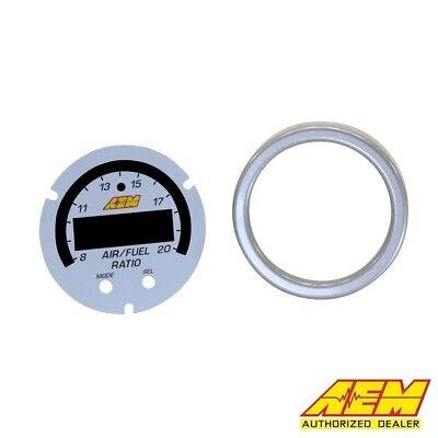 GENUINE AEM X-Series Wideband UEGO Controller Gauge Accessory Kit, 30-0300-ACC