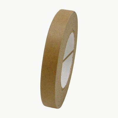 Jvcc Fppt-01 Kraft Flatback Paper Packaging Tape 34 In. X 60 Yds. Brown