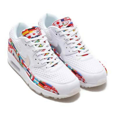 Nike Air Max 90 NIC Pack QS # AO5119 100 World Cup International Ship Now