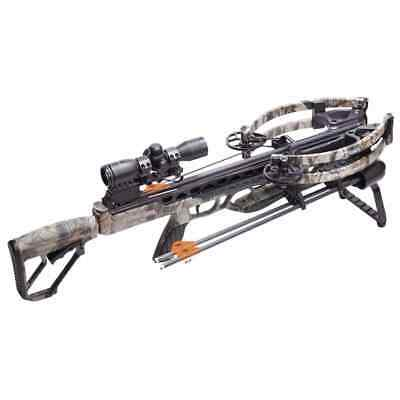 @NEW@ 2020 CenterPoint CP400 Crossbow Hunting Package! ravin helicoil tech