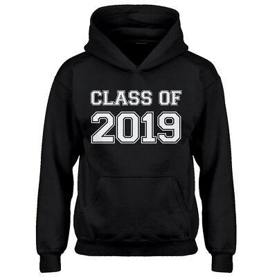 Youth Class of 2019 Kids Hoodie #3560 (Class Kids Hoodie)