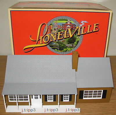 LIONEL 6-34109 LARGE SUBURBAN HOUSE HOME TOY TRAIN O GAUGE ACCESSORY LAYOUT NIB for sale  Shipping to Canada