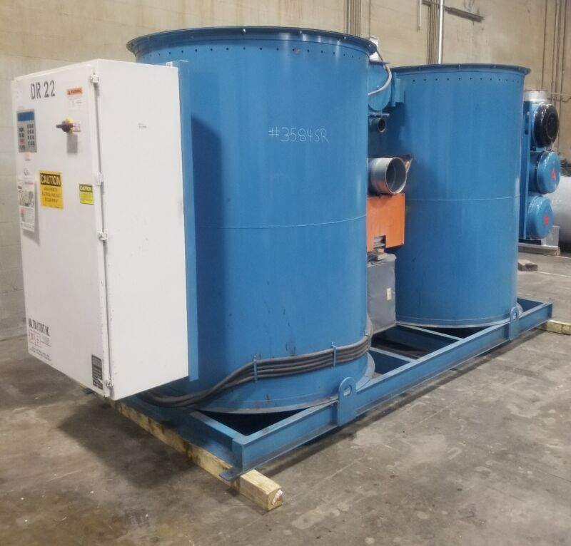 Walton Stout Material Dryer WSD- ES1-2000 #3584SR