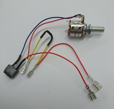 PowaKaddy Freeway Potentiometer With EDF