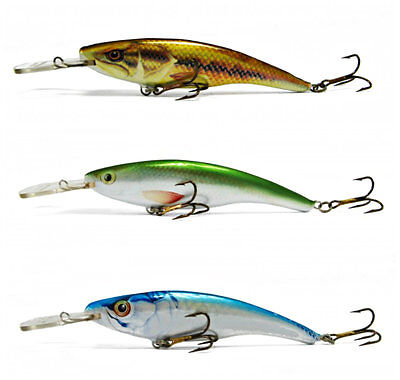 3 pcs Ugly Duckling Lure, 3