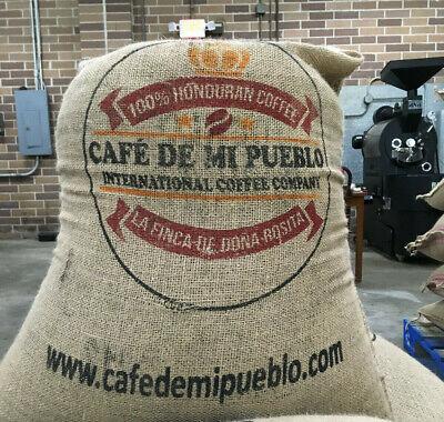 Green Coffee Beans (5 lb) of Honduras (Café De Mi Pueblo) (single family farm) 5 Lb Green Coffee