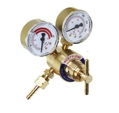 Welding Gas Welder Acetylene Regulator Victor Torch Cutting Kit Cga200