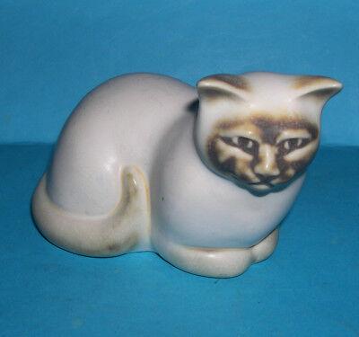 Art Pottery Moorside Design - Trio - Attractive & Very Collectable Cat Ornament.