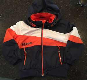Spring/Fall jacket, size 4