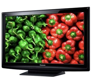 "Panasonic Viera 50"" and 42"" TVs"