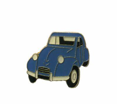 Pin's Citroën 2Cv bleue