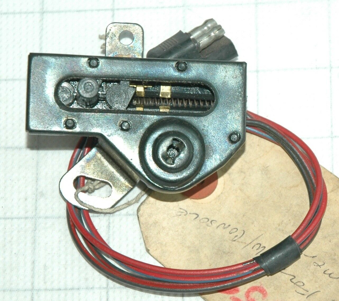 Used Ford Ignition Systems For Sale Page 60 Wiring 1971 1968 Motorcraft C8aa 7a247 Sw 654 Neutral Safety Switch Merc W Console