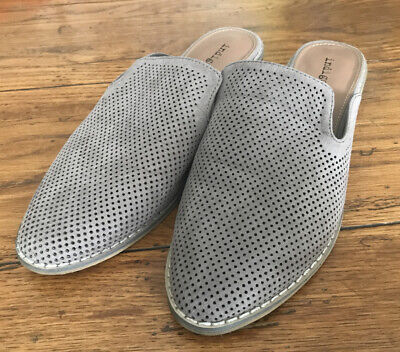 8M Indigo Rd Slip On Mules Womens Shoes Taupe