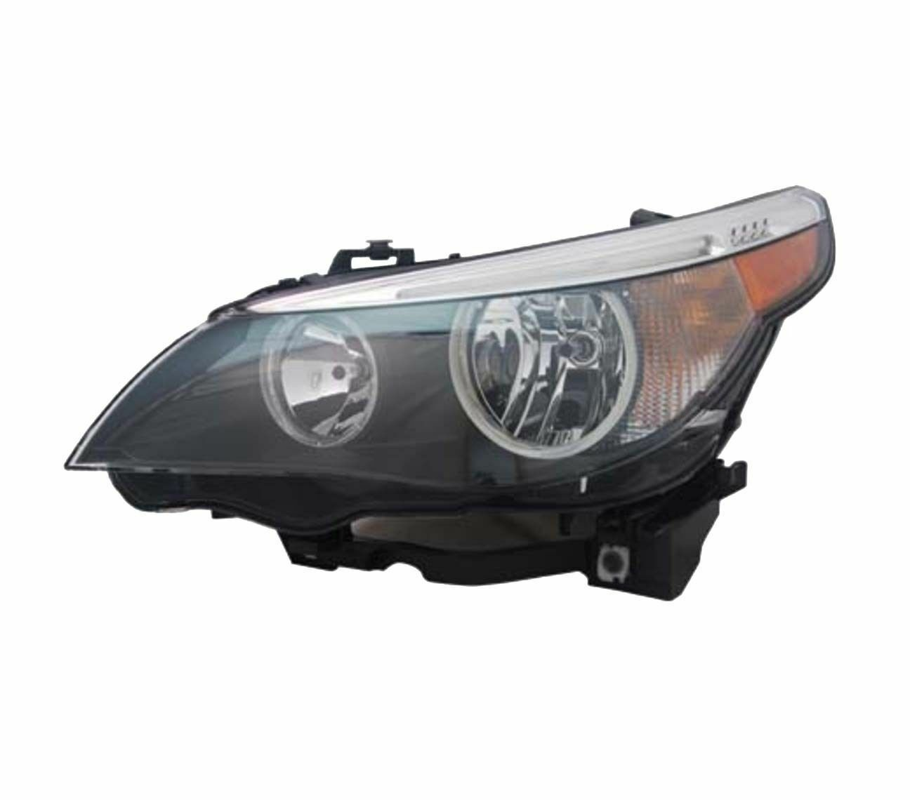 06 07 08 with Black Bezel Housing Headlight Headlamp Composite Halogen 2006 2007 2008 Mazda 6 Front Head Light Lamp Set Pair Left Driver And Right Passenger Side excluding Speed6 Models