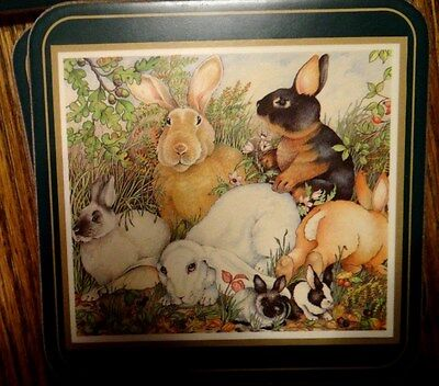 Подставки Lot of 12 PIMPERNEL RABBITS