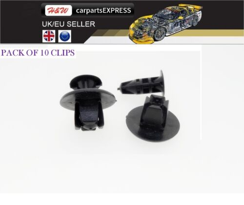 LEXUS CAR BODY INTERIOR TRIM PANEL PIVOT & RETAINER CLIPS