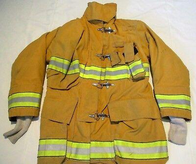 Globe Gx-7 Firefighter Turnout Jacket Size 38