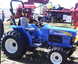 New Holland T1510 30hp Tractor